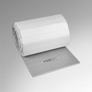 Styropian podłogowy z folią aluminiową
